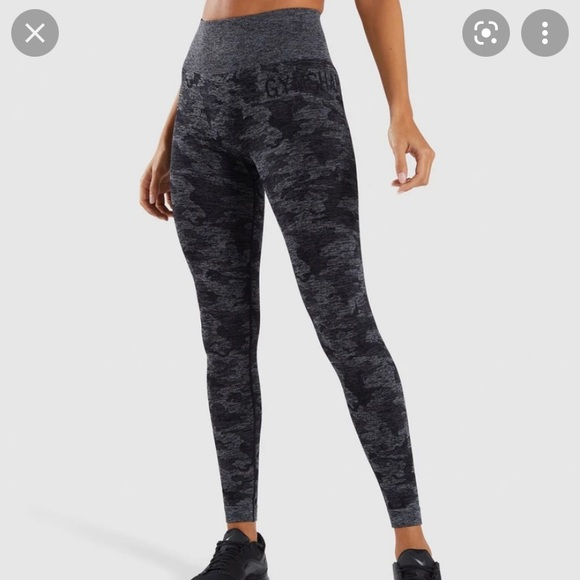 Gymshark Adapt Camo Seamless Leggings